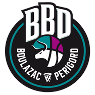 logo boulazac basket dordogne